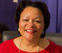 New Orleans Mayor, LaToya Cantrell